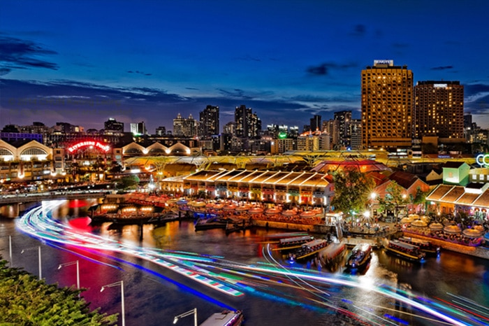 Great Location at Clark Quay