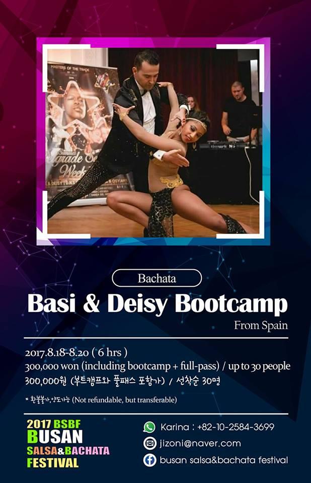 Basi & Deisy Bootcamp
