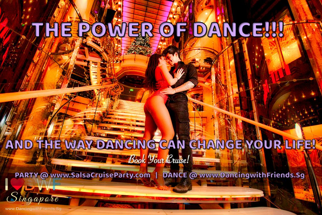THE POWER OF DANCE!!
