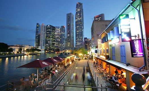 5 Mins Walk from Boat Quay