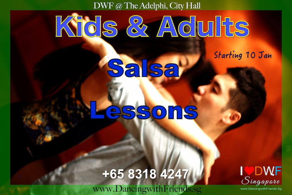 Kids & Adults Salsa Classes copy