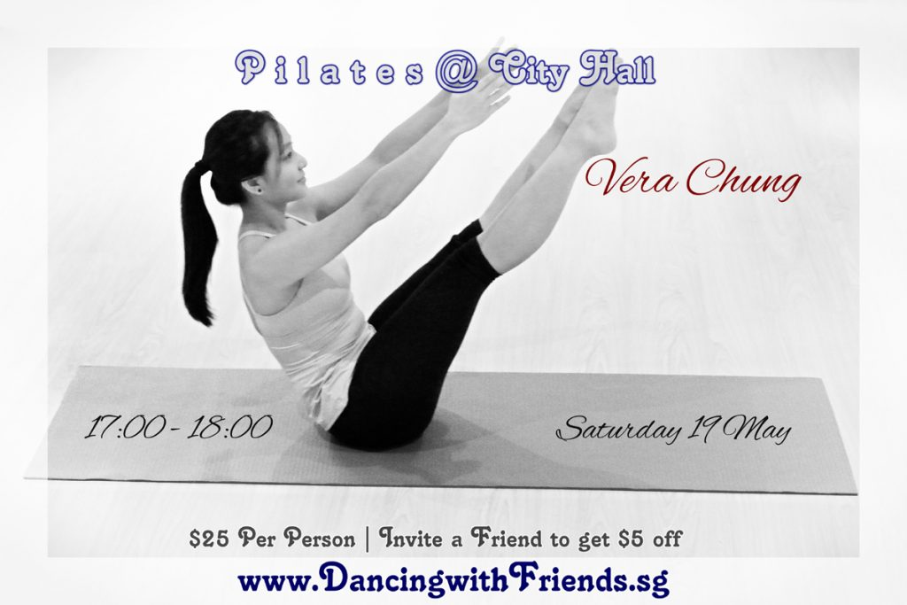 Pilates by Vera Chung