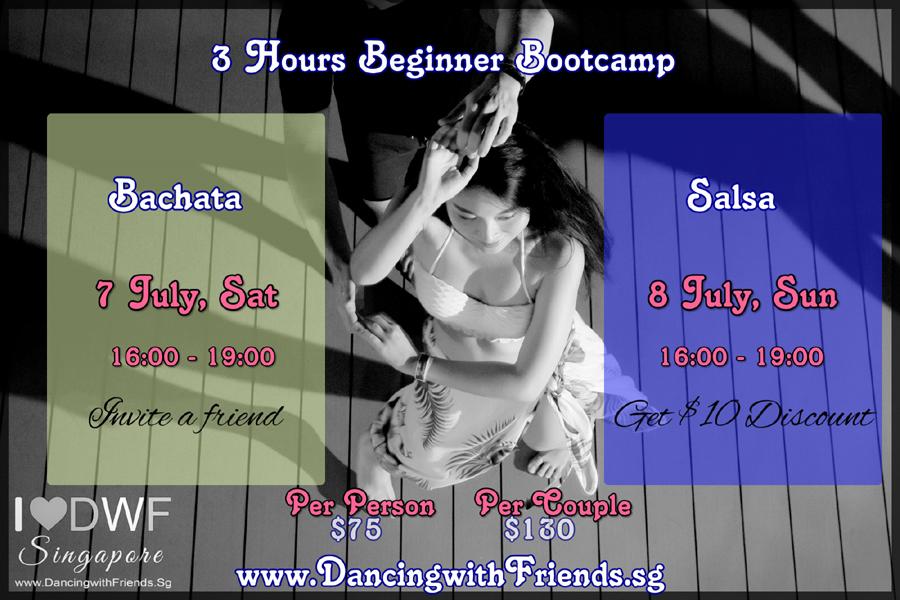 Bachata bootcamp-2#